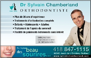 Dr Sylvain Chamberland Orthodontiste - Photo 11