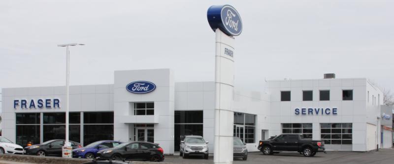 Fraser Ford Sales Oshawa Limited - Photo 2