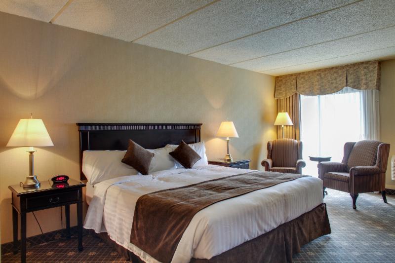 Chambre à 1 lit king