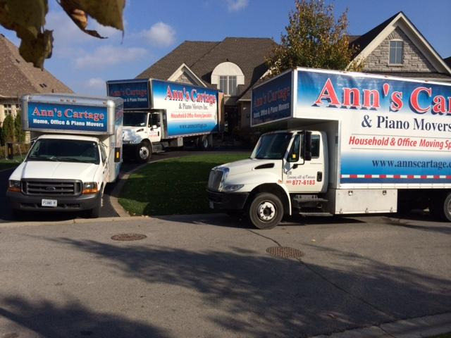 Ann's Cartage Home Office & Piano Movers - Photo 6