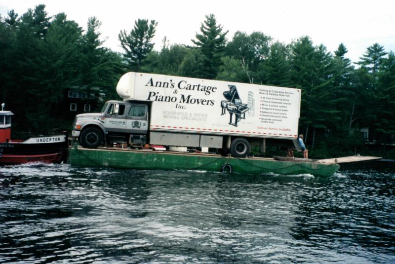 Ann's Cartage Home Office & Piano Movers - Photo 17