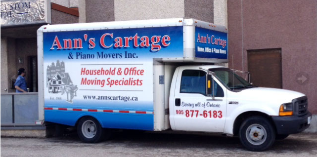 Ann's Cartage Home Office & Piano Movers - Photo 5