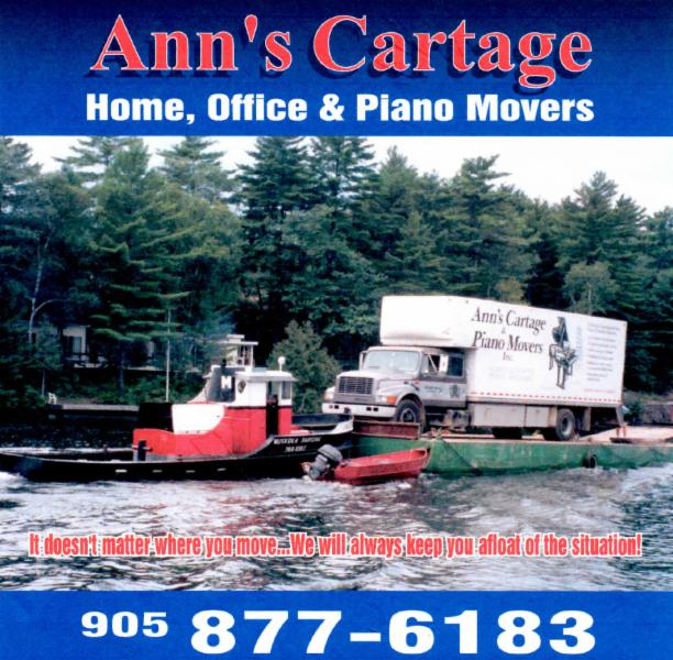 Ann's Cartage Home Office & Piano Movers - Photo 19