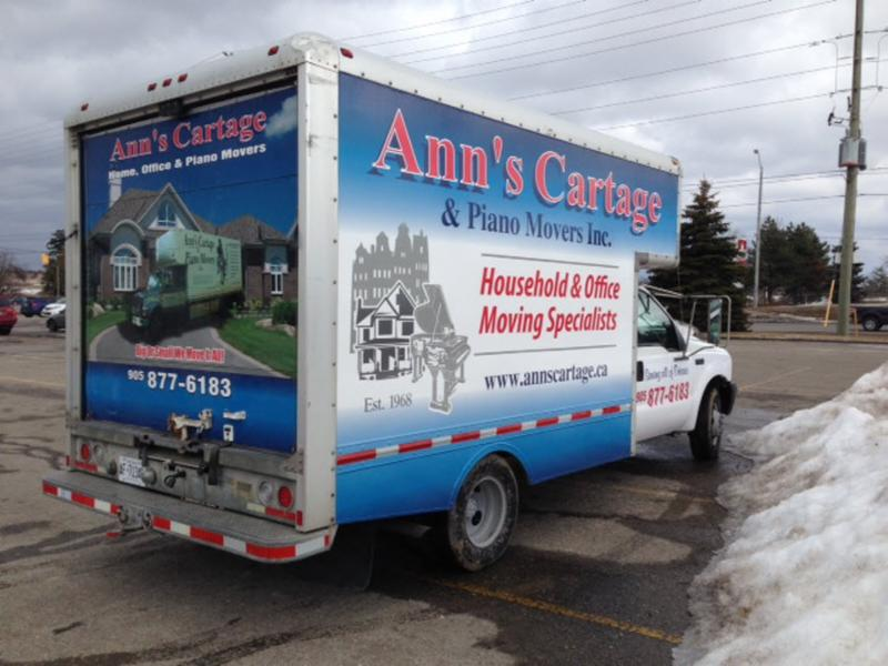 Ann's Cartage Home Office & Piano Movers - Photo 4