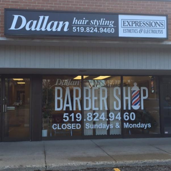 Dallan Hair Styling - Opening Hours - 30 Edinburgh Rd N
