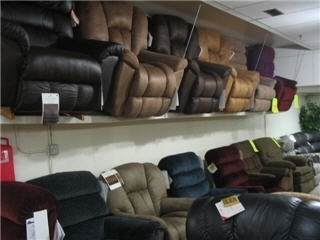 Leather Expressions - Chairs - Living Room - Reclining -