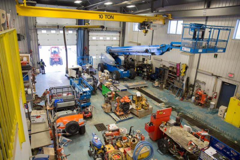 Ron's Equipment Rental & Industrial Supply Ltd - Photo 5