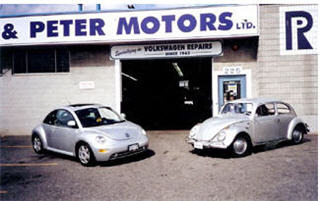 Rudy & Peter Motors Ltd - Photo 1
