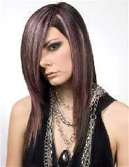 On The Fringe Hair Design - Photo 3