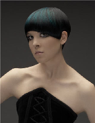 On The Fringe Hair Design - Photo 4
