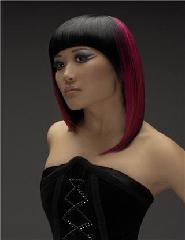 On The Fringe Hair Design - Photo 5