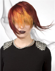 On The Fringe Hair Design - Photo 9