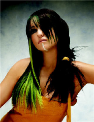 On The Fringe Hair Design - Photo 10