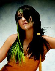 On The Fringe Hair Design - Photo 10
