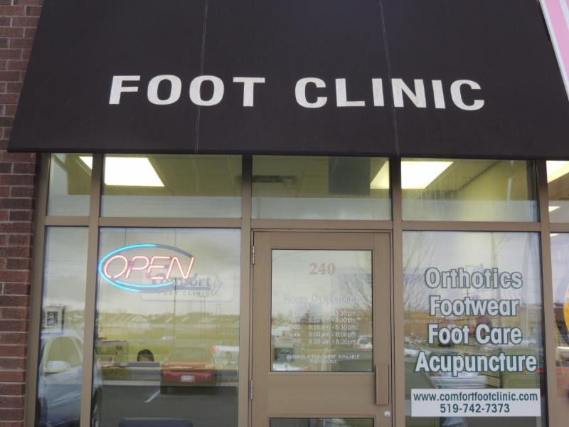 Comfort Foot Clinic - Photo 1