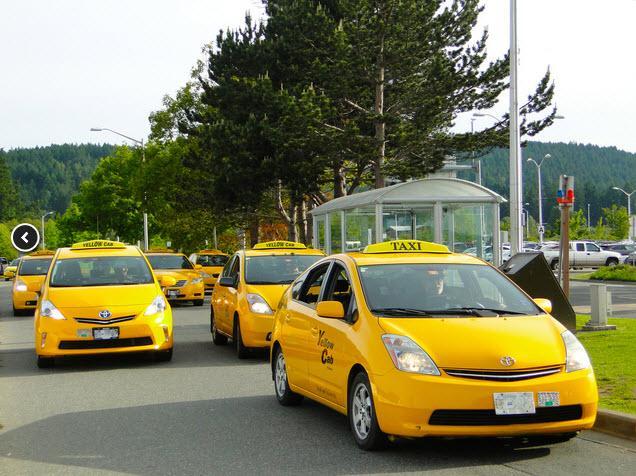 Halifax Taxi Car Seat