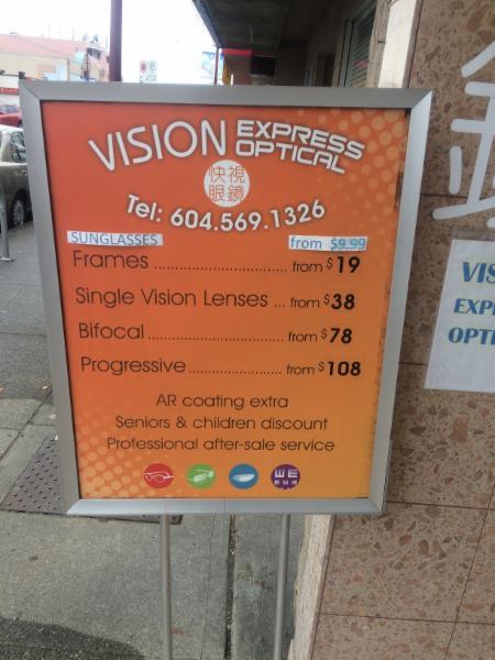 Vision Express Optical - Photo 2