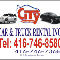 City Car & Truck Rental - Truck Rental & Leasing - 416-843-7788