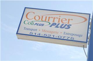 Courrier Plus - Photo 1