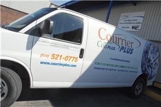 Courrier Plus - Photo 3