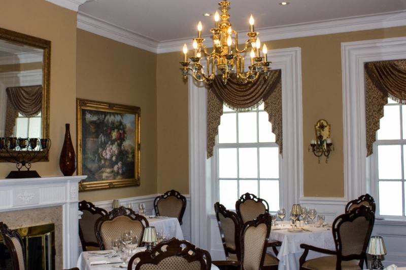 Upscale dining - Barber House Restaurant