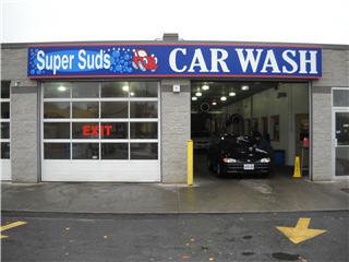 Suds Car Wash Brampton