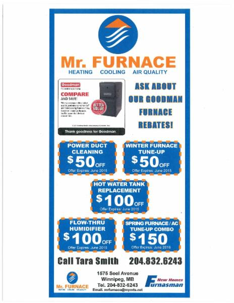 Mr Furnace Heating And Air Conditioning - Photo 1
