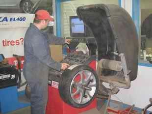Professional Tire Ltd - Photo 8