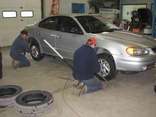 Professional Tire Ltd - Photo 9