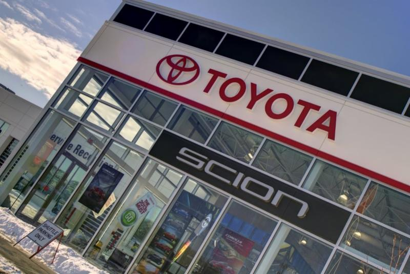 Gateway Toyota Scion - Photo 6