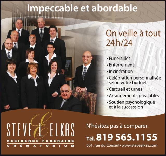 Résidence Funéraire Steve L Elkas - Photo 10
