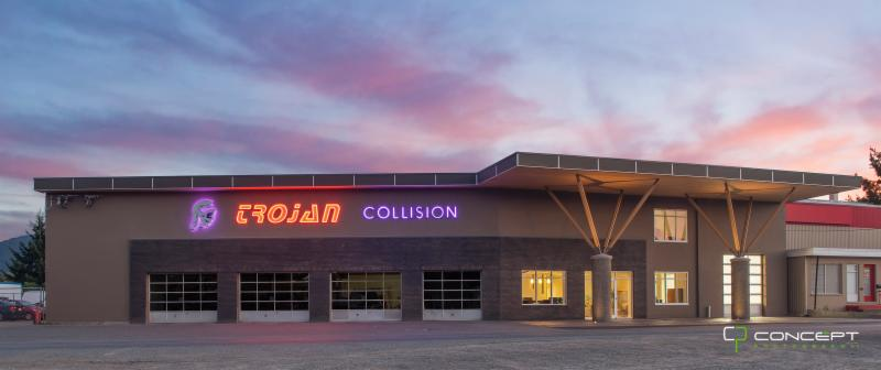 Trojan Collision Centre - Photo 2
