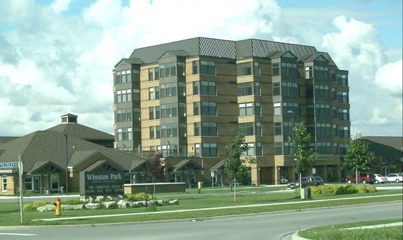 Winston Park Retirement Kitchener Ontario