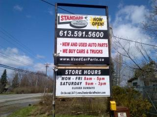 Standard Auto Wreckers Ottawa - Photo 1