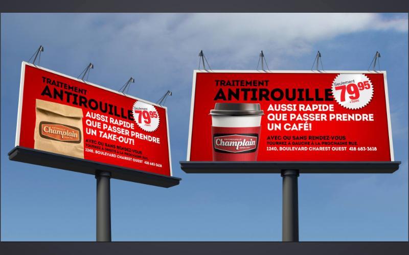 Antirouille Champlain - Photo 2