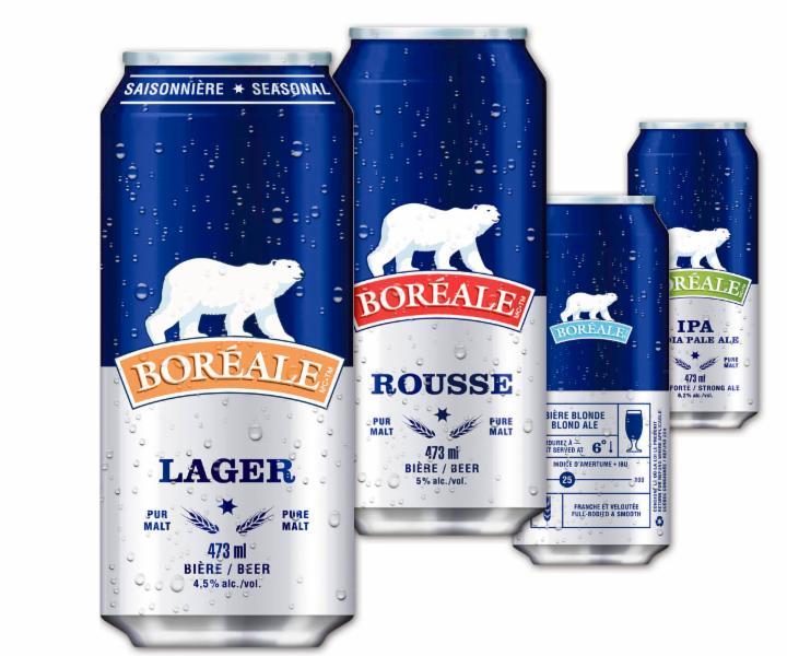 Boréale (Bière) - Photo 7