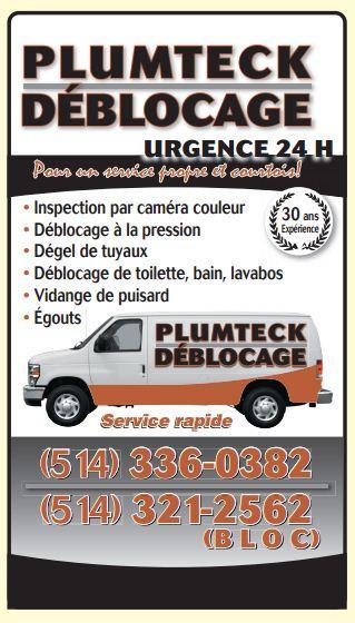 Plumteck Déblocage - Photo 2