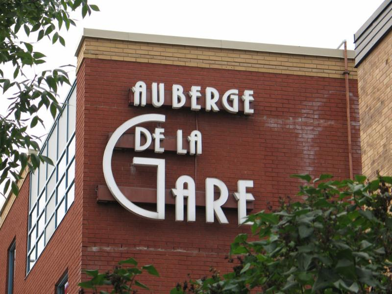 Auberge de la Gare - Photo 1