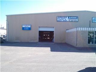 Speedy Paint And Body Shop Lethbridge