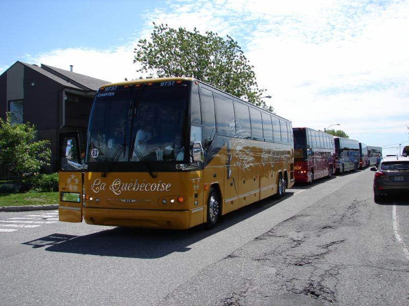 Autobus La Québécoise - Photo 4