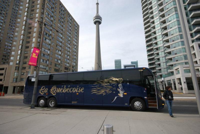 Autobus La Québécoise - Photo 10