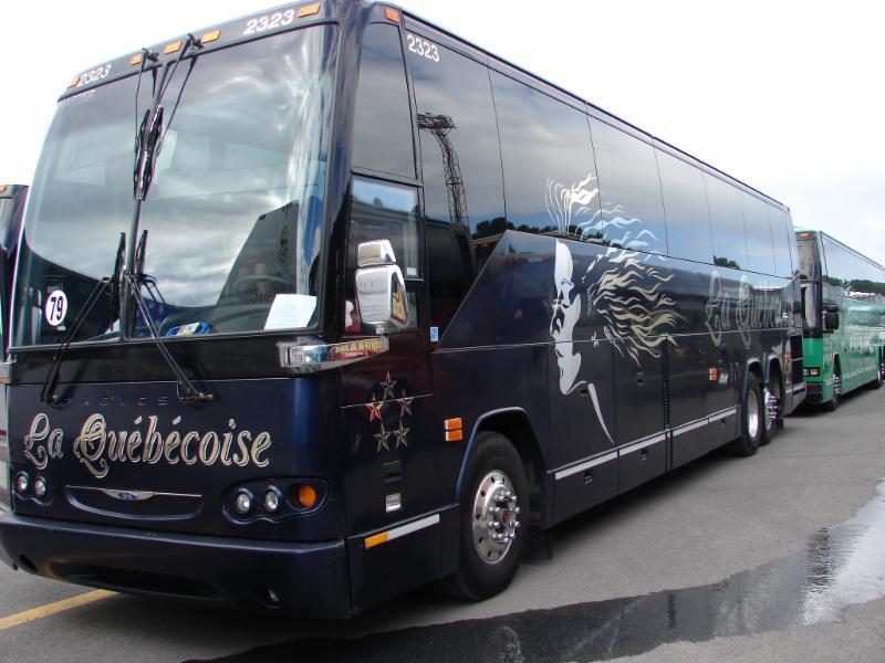 Autobus La Québécoise - Photo 3