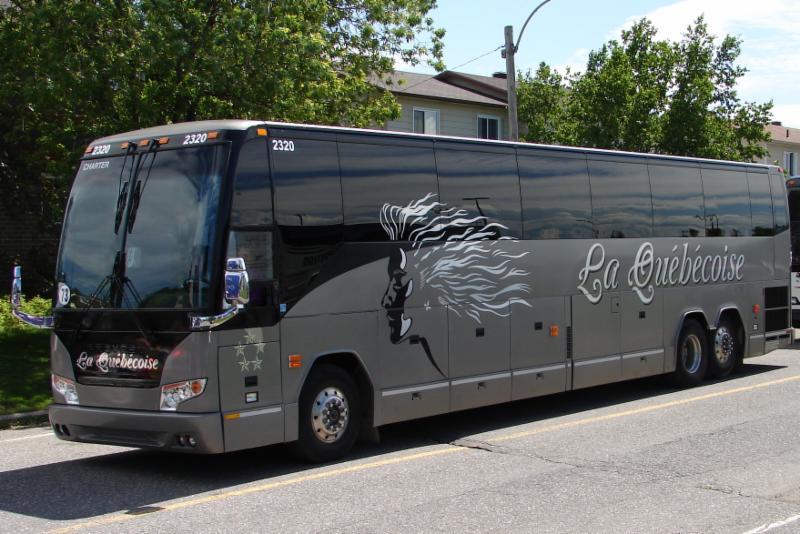 Autobus La Québécoise - Photo 2