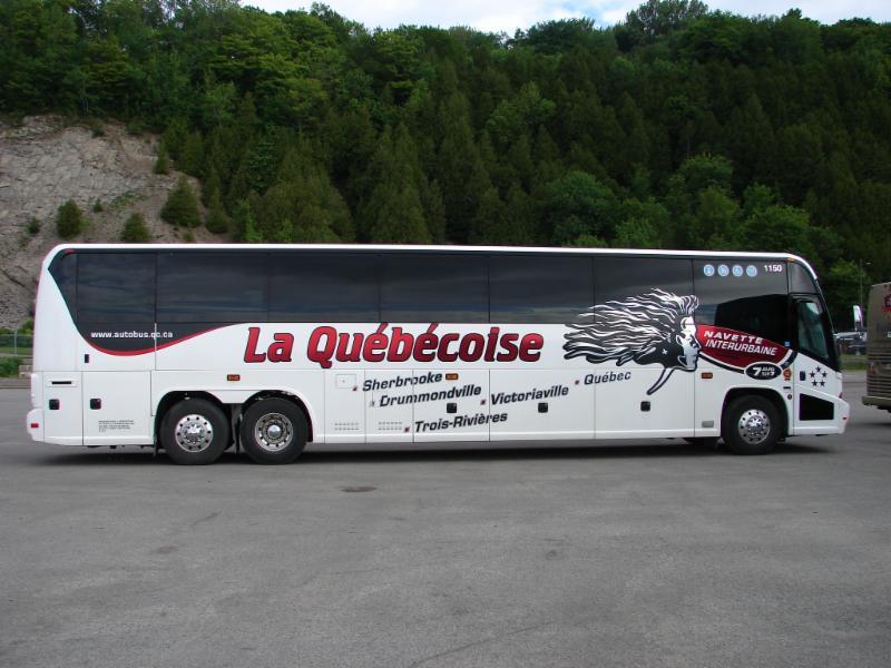 Autobus La Québécoise - Photo 7