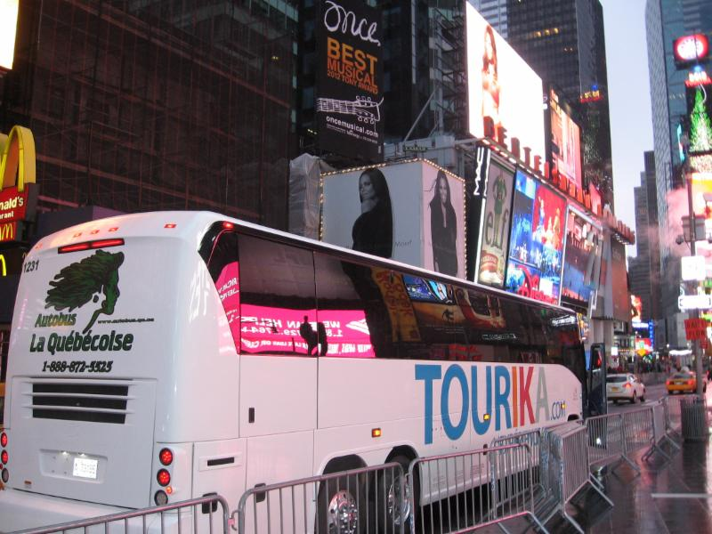 Autobus La Québécoise - Photo 9