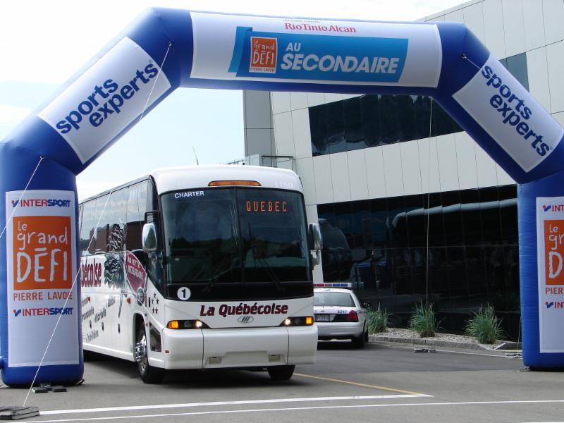 Autobus La Québécoise - Photo 5