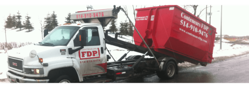 Conteneurs FDP - Photo 3