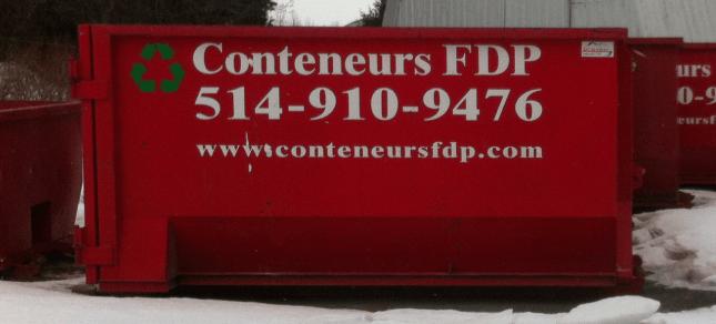 Conteneurs FDP - Photo 10