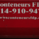 Conteneurs FDP - Collecte de déchets encombrants - 514-910-9476