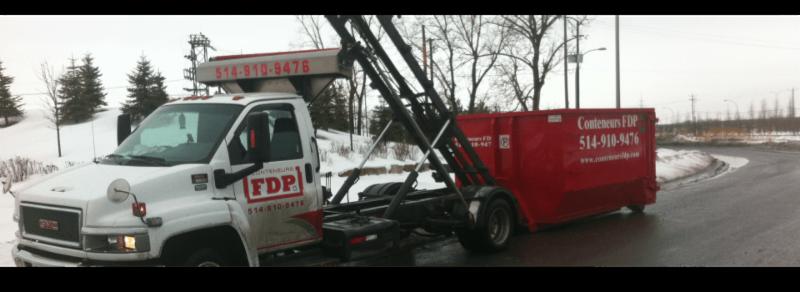 Conteneurs FDP - Photo 1
